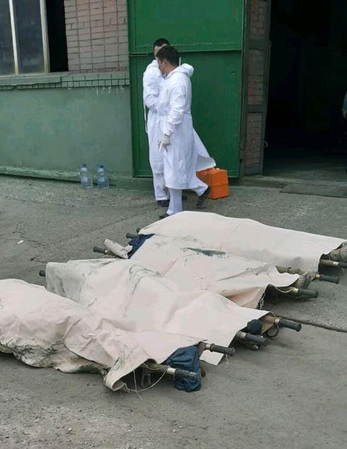 Гибель 4 рабочих на АЗХС: возбуждено уголовное дело, задержан ряд должностных лиц