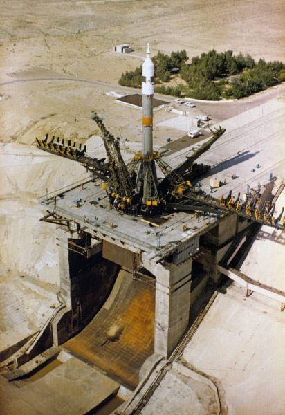 Псевдоним «Байконур». Как первый в мире космодром получил чужое имя