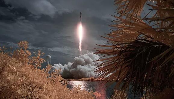 В корабле Маска использовали российские детали