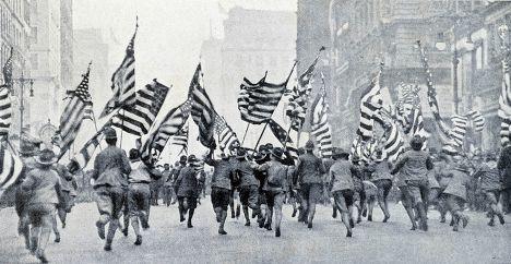 Число умерших из-за коронавируса в США превысило потери страны в Первой мировой войне