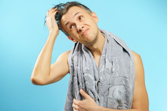 Душевой зуд. Почему чешется тело после мытья?