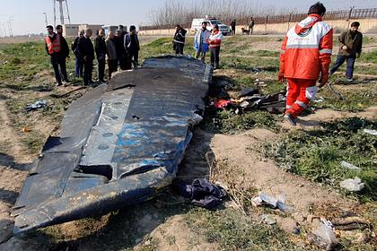 Иран раскрыл причины уничтожения украинского Boeing 737