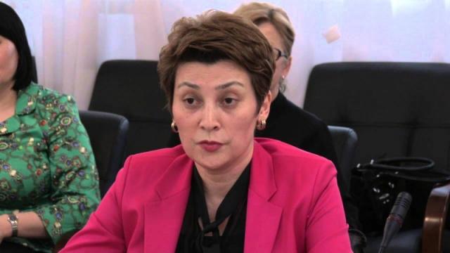 На вопрос о своей зарплате ответила главный санврач Казахстана