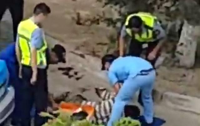 Полиция Актау: Мужчина сам нанёс себе ножевые ранения