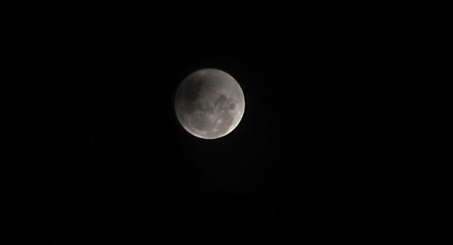 Лунное затмение смогут наблюдать казахстанцы 5 июня