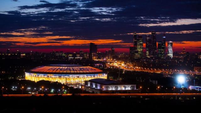 Россия поспорит за проведение финального турнира ЛЧ с Германией и Португалией