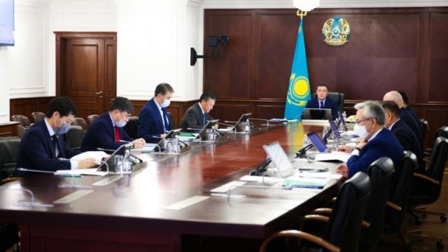 Прошло первое заседание Госкомиссии по восстановлению экономического роста