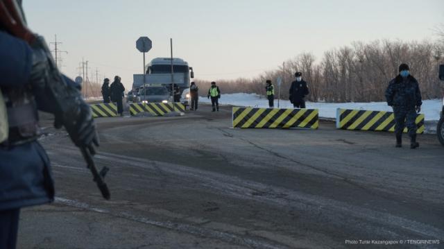 Карантин в Казахстане: что нужно знать о пересечении границы
