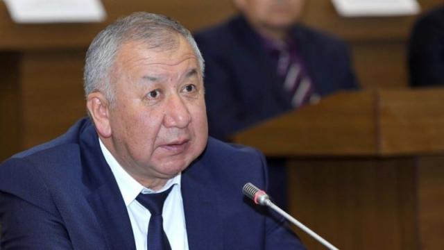 Кубатбека Боронова одобрили на пост премьера Кыргызстана