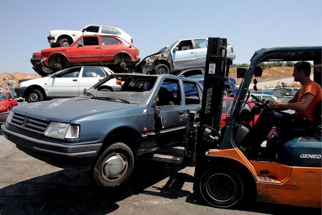 Ввезенные авто из Армении освобождены от уплаты утилизационных сборов