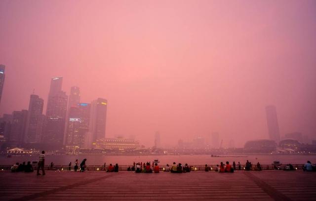 Около половины жителей Земли дышат загрязненным воздухом
