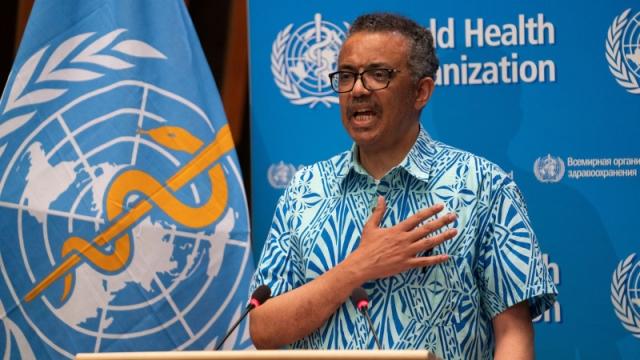 Глава ВОЗ сделал заявление о новой опасной фазе пандемии
