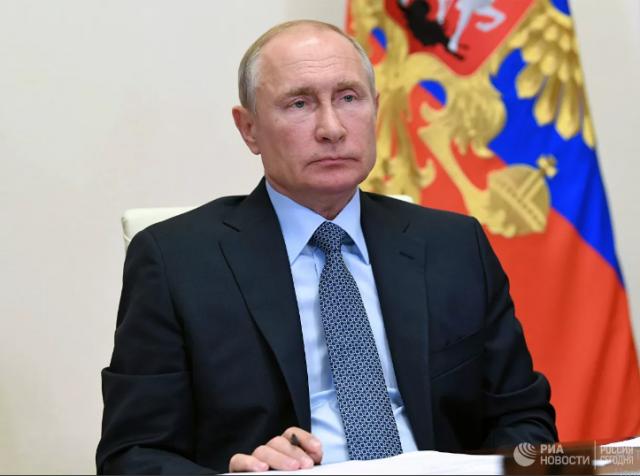 МИД Великобритании ответил на статью Путина о Второй мировой войне