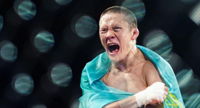 Дебют Жалгаса Жумагулова в UFC: бразильская школа джиу-джитсу