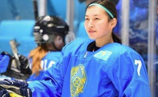 Казахстанка стала главным тренером хоккейного клуба в США