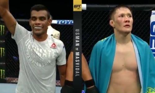 «Судьба расплатилась с Жалгасом». В России нашли объяснение спорному поражению Жумагулова в дебютном бою UFC