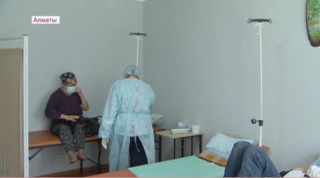 Незаконный медкабинет оборудовала в квартире жительница Алатауского района Алматы