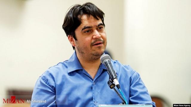 В Иране журналисту Рухолле Заму вынесли смертный приговор