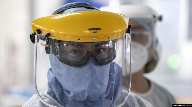 В Кыргызстане за сутки выявлено рекордное число новых случаев заражения коронавирусом – 439