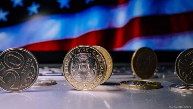"""""""Американские горки"""" предсказывают курсу тенге в июле"""