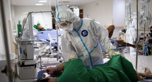 Минздрав отмечает четырехкратный рост заболеваемости пневмонией в Казахстане