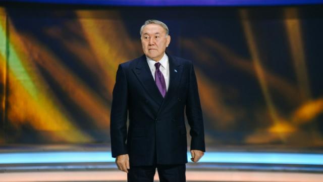 Путин записал специальное видео для Назарбаева