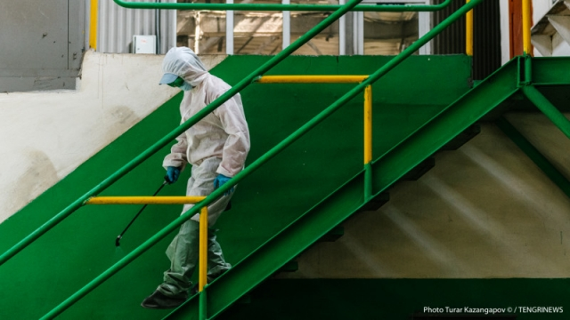 Еще 1501 человек за сутки заразился коронавирусом в Казахстане