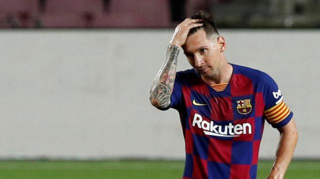 Месси намерен уйти из «Барселоны» в 2021 году