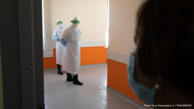 628 казахстанцев умерли от пневмонии в июне