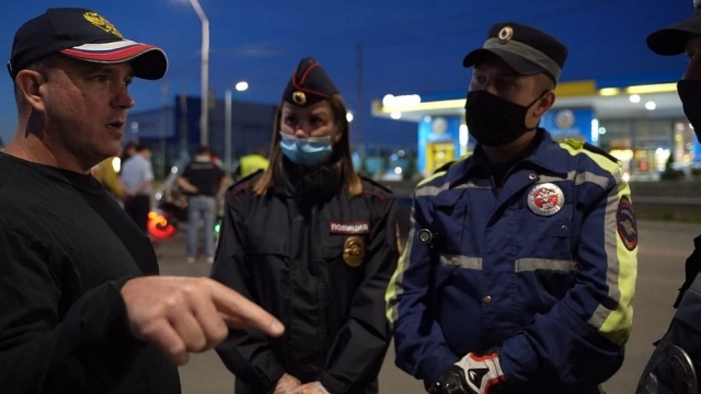 Полицейский из США сбежал в Россию и сравнил работу коллег