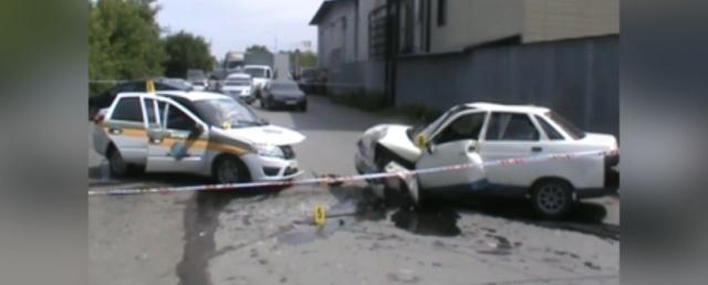 Задержаны напавшие на инкассаторов в Караганде