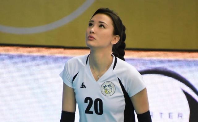 Сабина Алтынбекова перешла в итальянский клуб