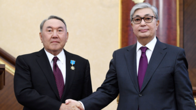 Нурсултану Назарбаеву исполнилось 80 лет
