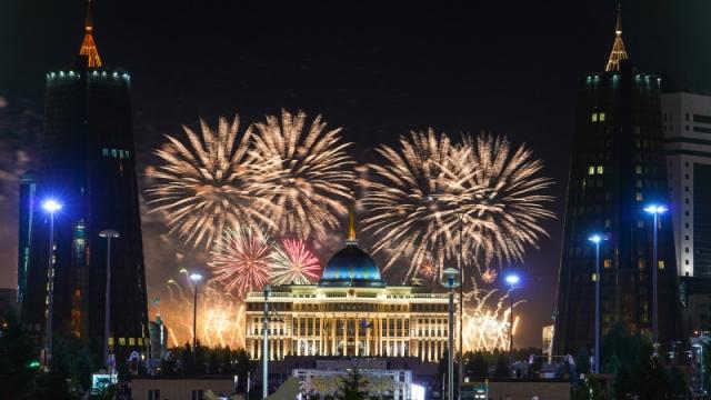 Салют ко Дню столицы прокомментировали в управлении культуры Нур-Султана