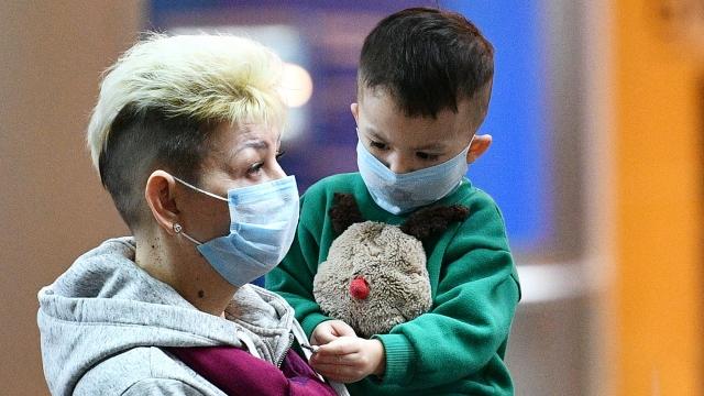 Учёные обнаружили у детей новые симптомы при заболевании коронавирусом
