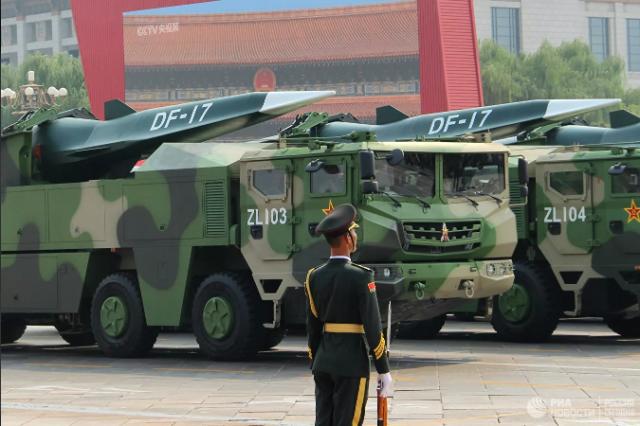 В КНР назвали условие участия в переговорах о ядерном оружии