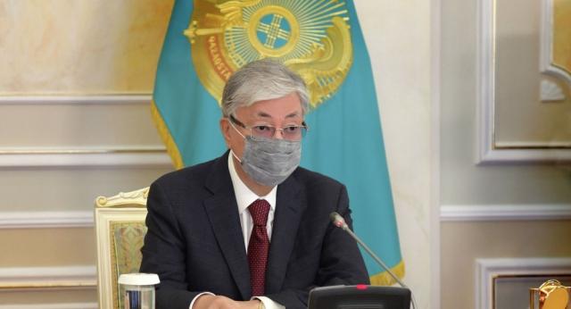 Некоторые устраивают политические игрища в разгар пандемии – Токаев