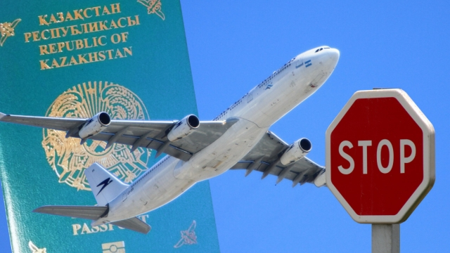 Казахстанских должников станут заранее предупреждать о запрете на выезд