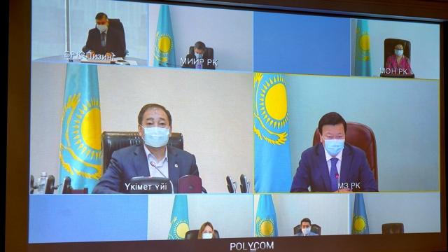 Несколько регионов оказались в центре внимания вице-премьера из-за коронавируса