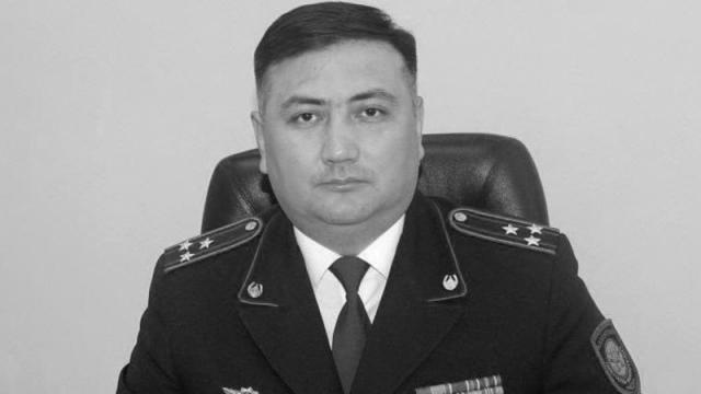 Умер начальник полиции Усть-Каменогорска
