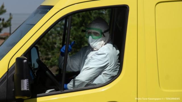 Еще 1708 случаев коронавируса выявили в Казахстане