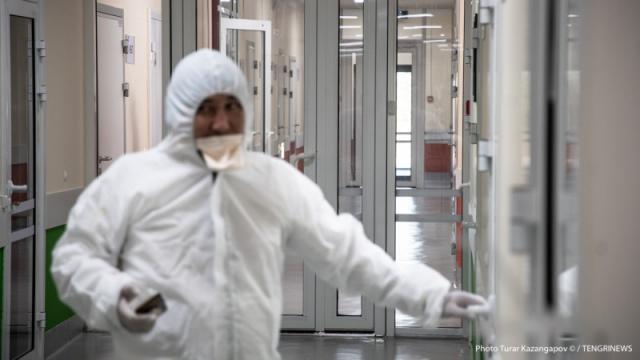1 798 новых случаев коронавируса выявили в Казахстане