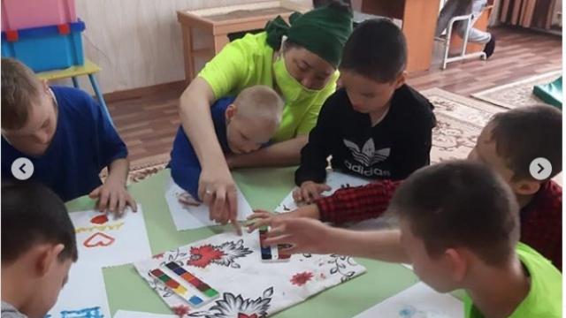 Массовое заражение КВИ детей и сотрудников произошло в Аягозском детском спеццентре