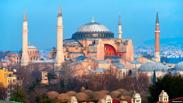 Министры стран ЕС осудили решение Эрдогана о соборе Св. Софии