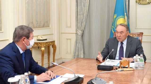 Елбасы поручил построить медцентры в Нур-Султане и Алматы
