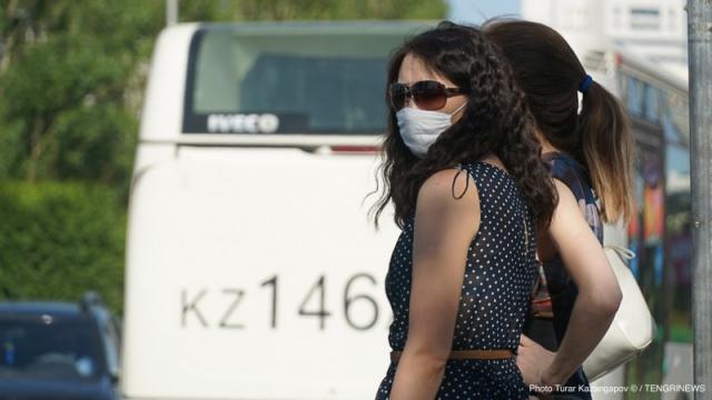 Где нужно носить маску, чтобы не оштрафовали на 83 тысячи тенге