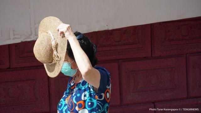 Без маски на улице: должны ли штрафовать казахстанцев
