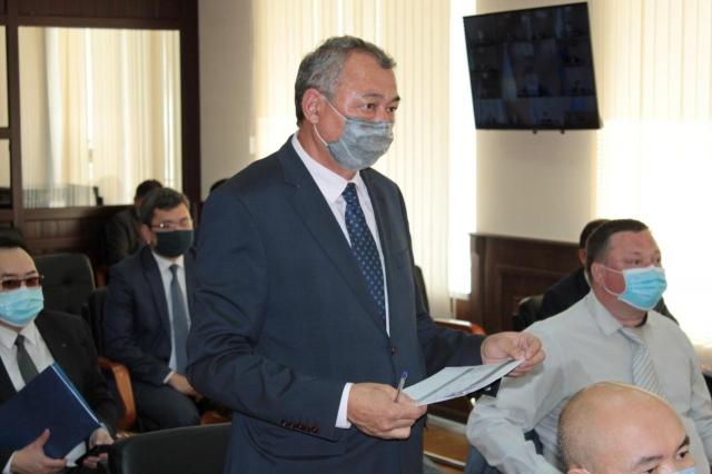 С пандемией в Актюбинской области теперь будет бороться Самат Даньяров