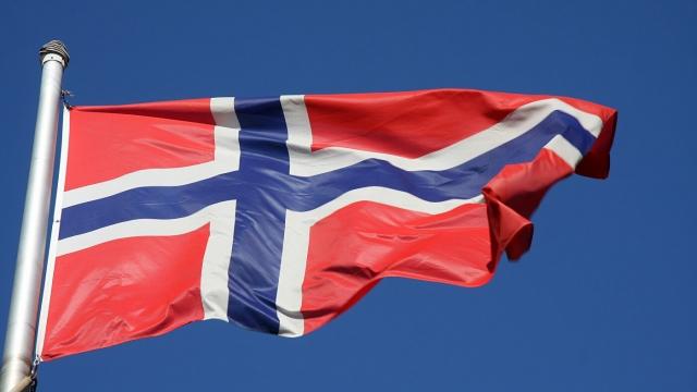 В США отель снял флаг Норвегии, который люди путали с флагом конфедератов
