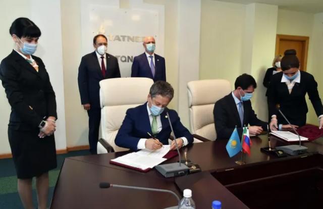 Предприятие по производству шин создадут в Казахстане